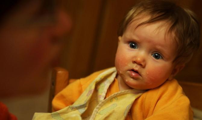 Karmienie naturalne dziecka w 9. miesiącu życia
