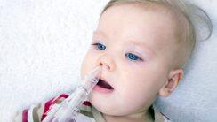 6 naturalnych sposobów na katar u niemowlęcia