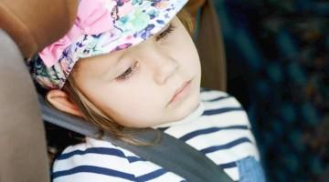 choroba lokomocyjna u dziecka - Niebieskie Pudełko