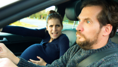 dojazd do szpitala poród