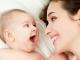 """""""Powiedz mama"""" – jak wspierać rozwój mowy dziecka w pierwszym roku życia."""