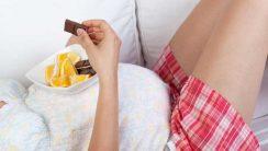 przekąski w ciąży