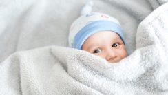otulanie niemowląt
