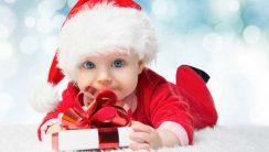 co kupić niemowlęciu pod choinkę