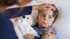 mononukleoza u małych dzieci