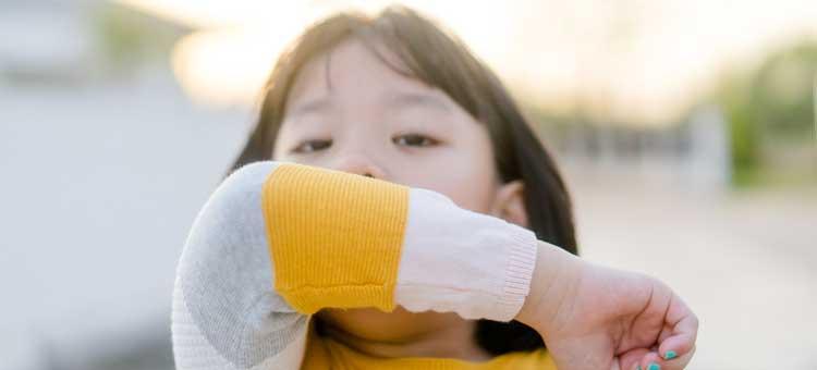 objawy koronawirusa u dziecka