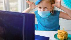 urodziny dziecka w czasie pandemii
