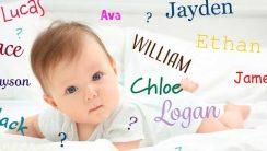 wybór imienia