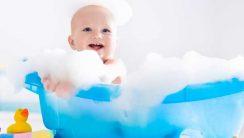 Płyny do mycia dla niemowląt