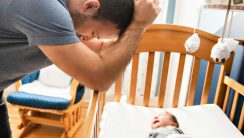 depresja u młodych ojców