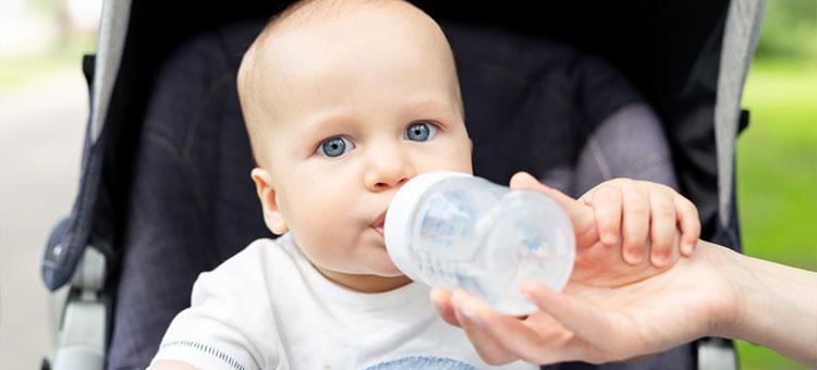 odwodnienie u niemowląt